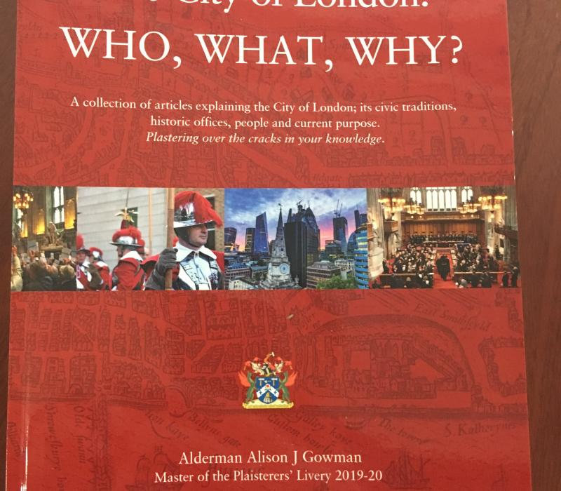 The City of London: WHO, WHAT & WHY?