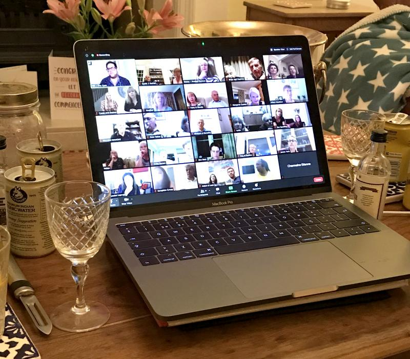 Virtual online Gin Tasting