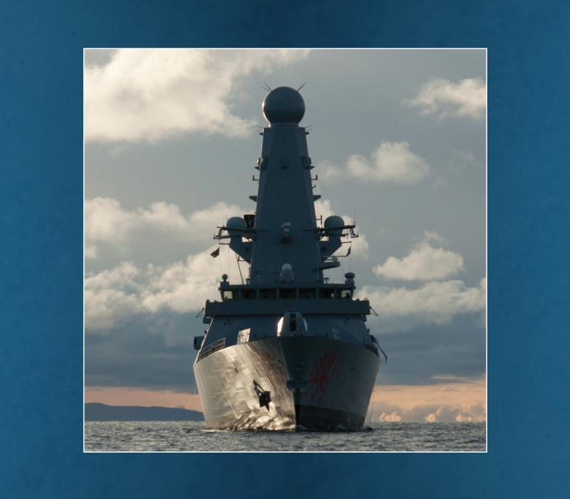 News from HMS Dragon