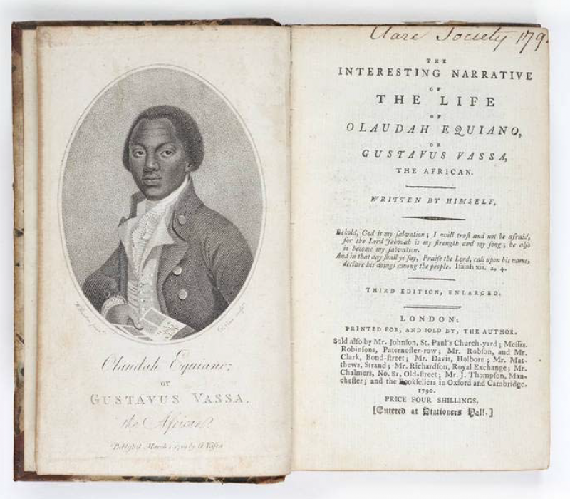 THE PLAISTERERS AND THE ABOLITION OF SLAVERY