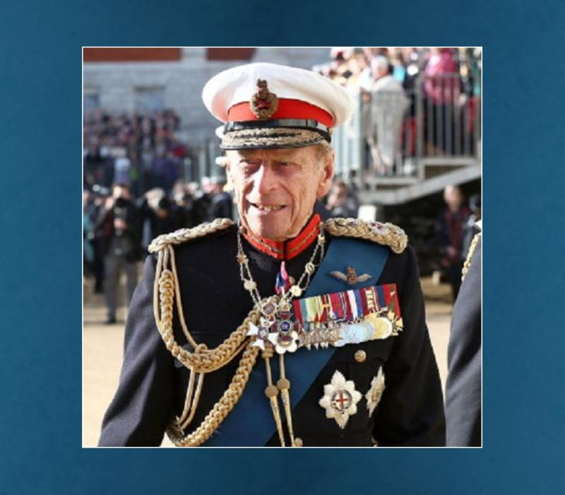 Prince Philip, Duke of Edinburgh 1921-2021