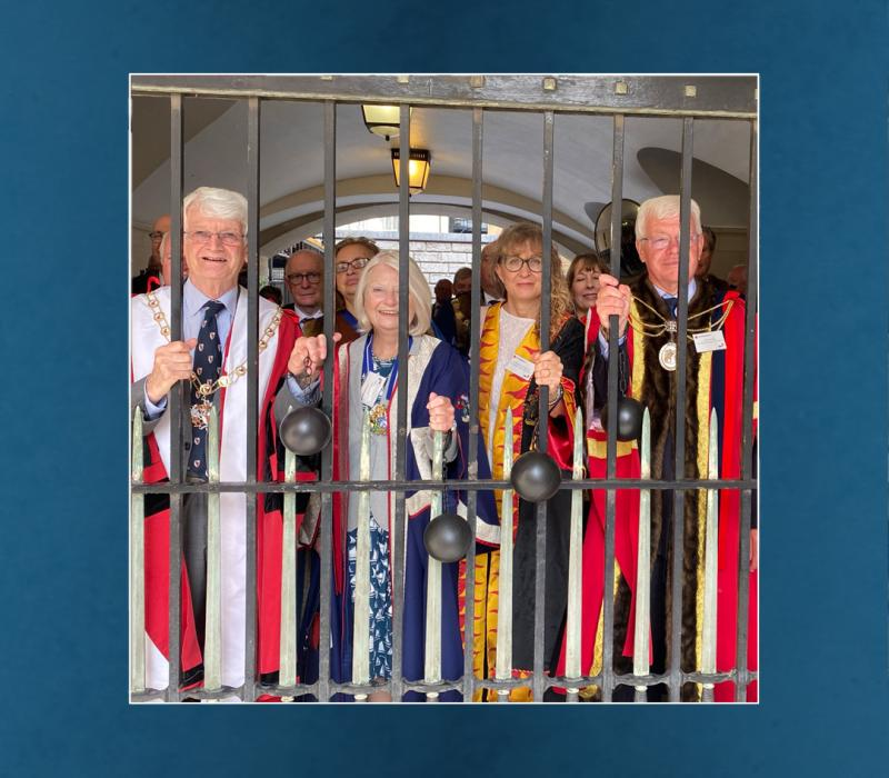 'Jailed and Bailed' Livery Committee event