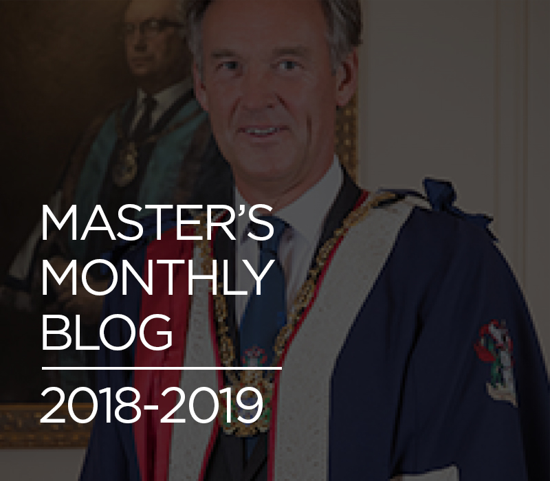 Master's blog No.10 – April 2019