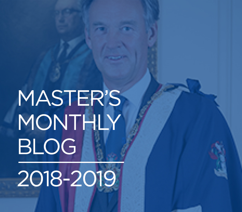 Master's blog No.13 – June 2019