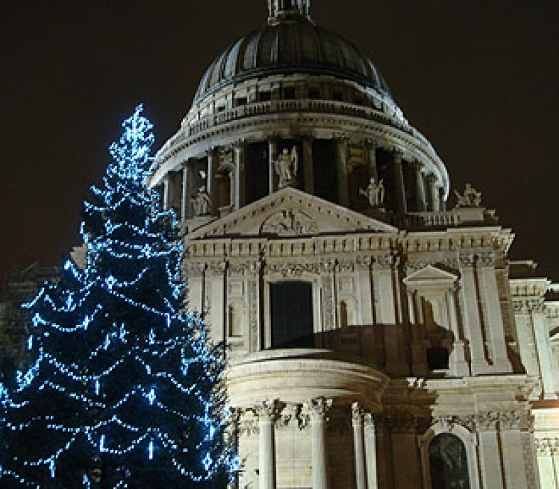 Christmas from St Paul's Cathedral Choristers